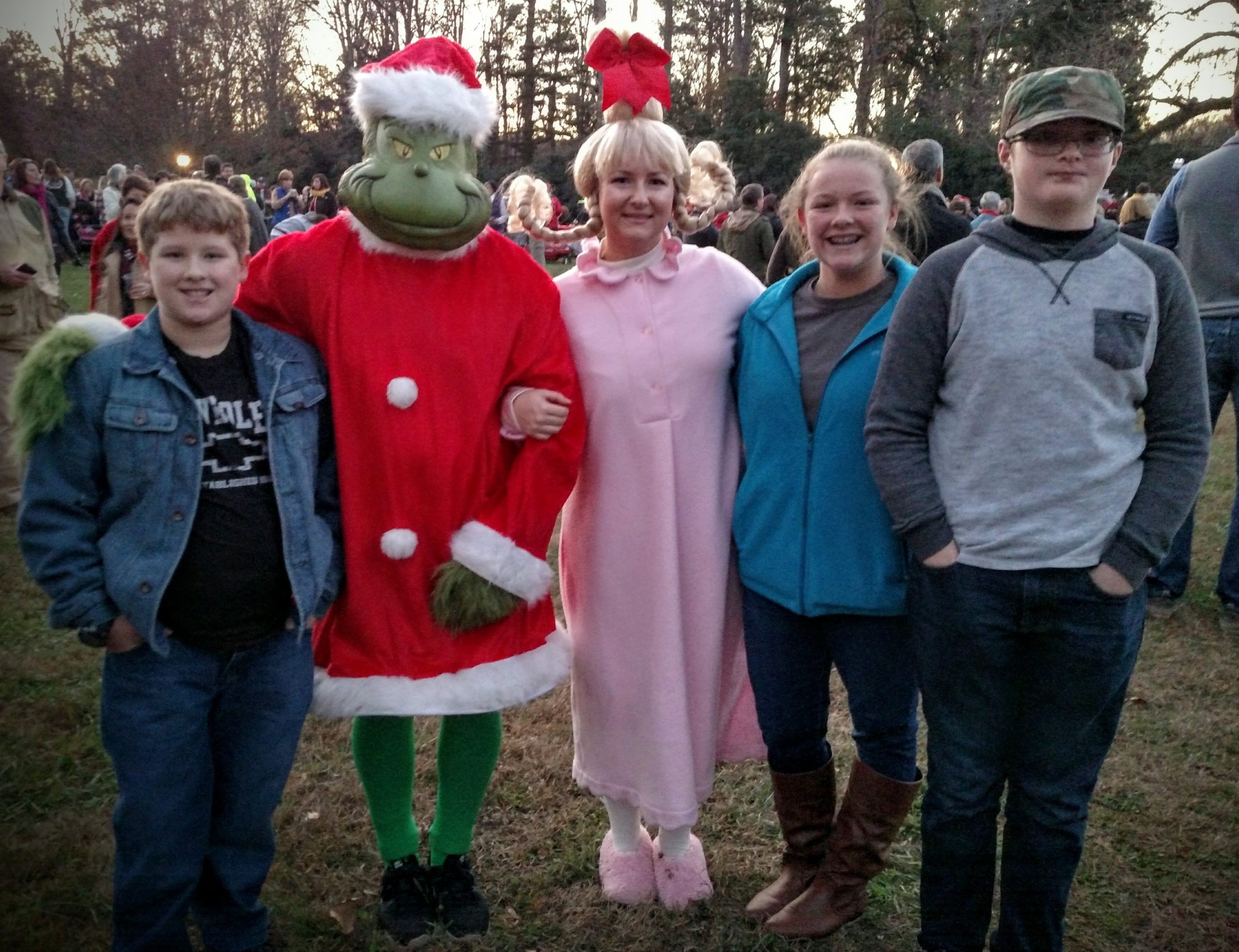 Northwest Georgia Christmas Lights and Attractions